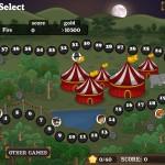 Flaming Zombooka 3: Carnival Screenshot