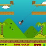 Mario Attack Screenshot