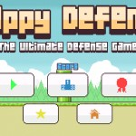 Flappy Defense Screenshot
