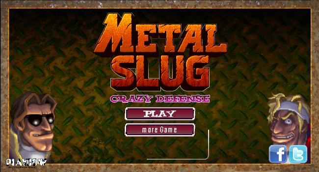 Metal Slug Games Online Hacked