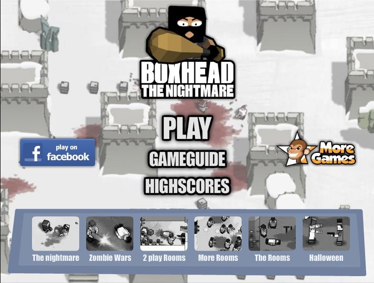 boxhead cheat
