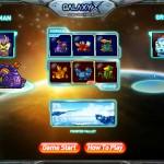 Galaxy X Screenshot