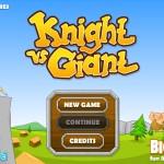 Knight vs Giant Screenshot