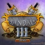 Swords and Sandals 3 Screenshot