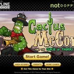 Cactus McCoy Screenshot