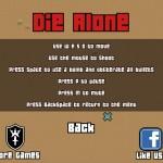 Die Alone Screenshot
