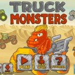 Truck Monsters Screenshot