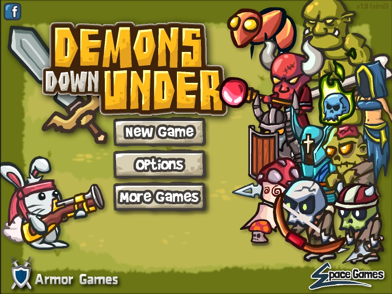 Demons Down Under Hacked Cheats Hacked Free Games