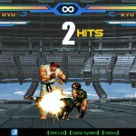 King of Fighters: Wing 1.4 Screenshot