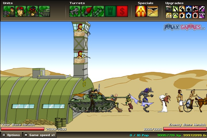 max games age of war 2