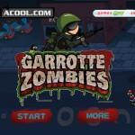 Garrotte Zombies Screenshot