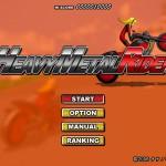 Heavy Metal Rider Screenshot