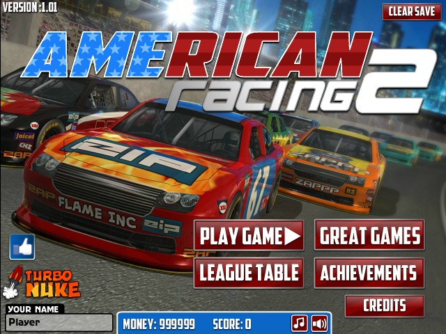 Nascar American Racing 2 Hacked Cheats Hacked Free Games