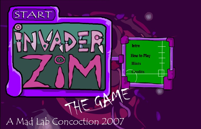 the invader game