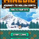 Minedig: Journey to Hollow Earth Screenshot
