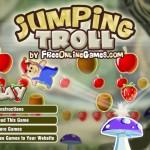 Jumping Troll Screenshot