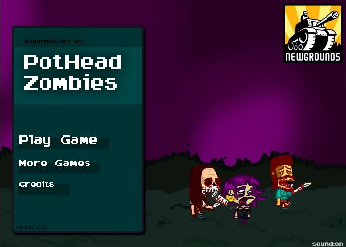 pothead zombies 2 free flash games andkon arcade. Black Bedroom Furniture Sets. Home Design Ideas