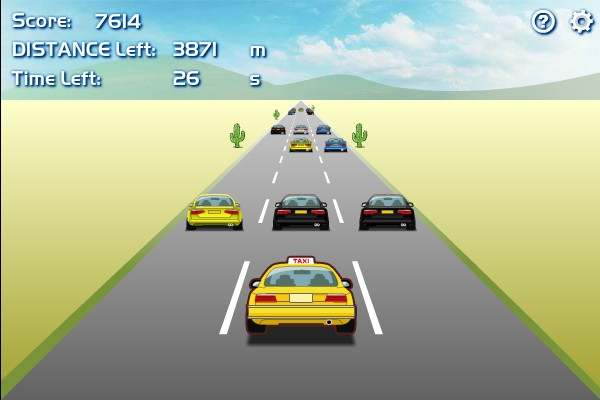 Taxi Gone Wild Online Game - Driving Games