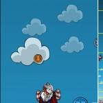 Rocket Santa Screenshot
