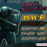 Robot Shooting Screenshot