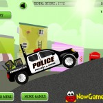 Police Truck Screenshot