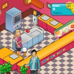Burger Restaurant Screenshot