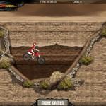 Sahara Biker Screenshot