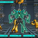 Mega Mechs Assembling Screenshot