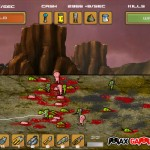 Bomb the Aliens Screenshot