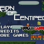 Reign of Centipede Screenshot