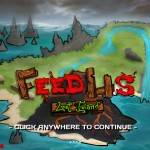 Feed Us: Lost Island Screenshot