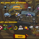 Crazy Wheels Screenshot