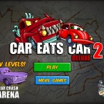 Car Eats Car 2: Deluxe Screenshot