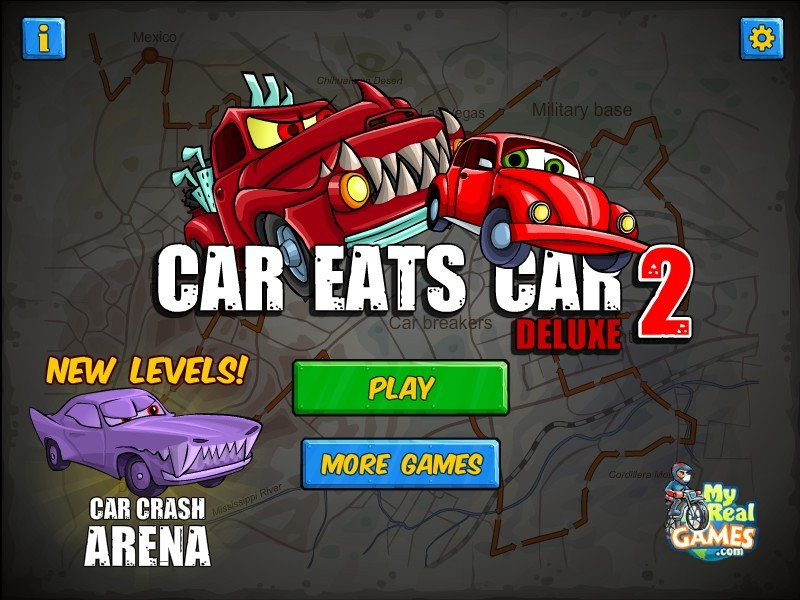 Cars Eat Cars  Deluxe Hacked