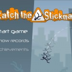 Catch the stickman Screenshot
