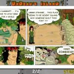 Undead`s Island Screenshot