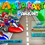 Mario Kart Parking Screenshot
