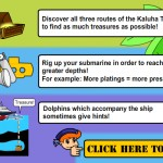 Treasure Seas Inc Screenshot