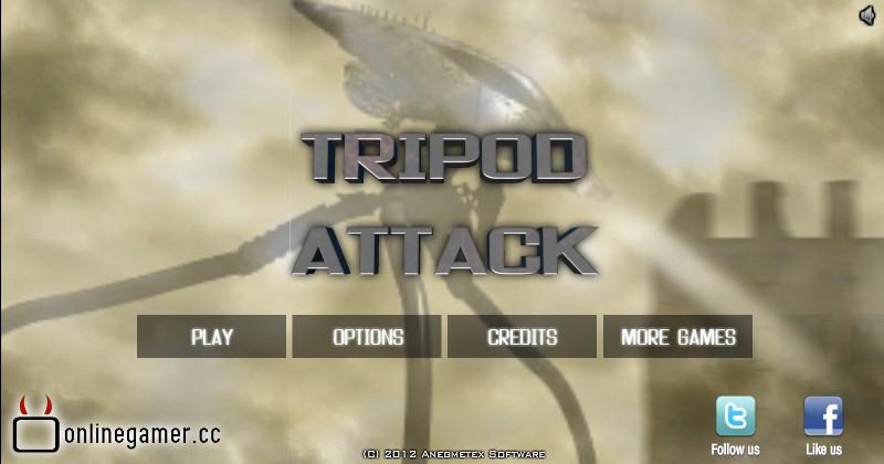 Roblox The Movie 6:Tripod Attack 3 - YouTube