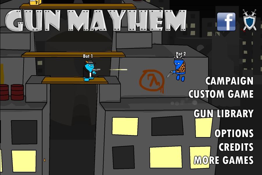 guns wars игра
