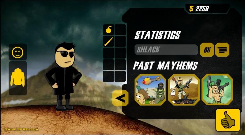 Cheats For Mass Mayhem 4