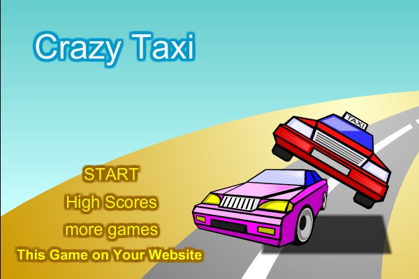 Coolmath games crazy taxi