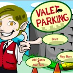 Valet Parking Screenshot