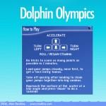 Dolphin Olympics Screenshot
