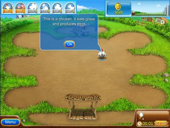Farm Frenzy 2 Hacked (Cheats) - Hacked Free Games
