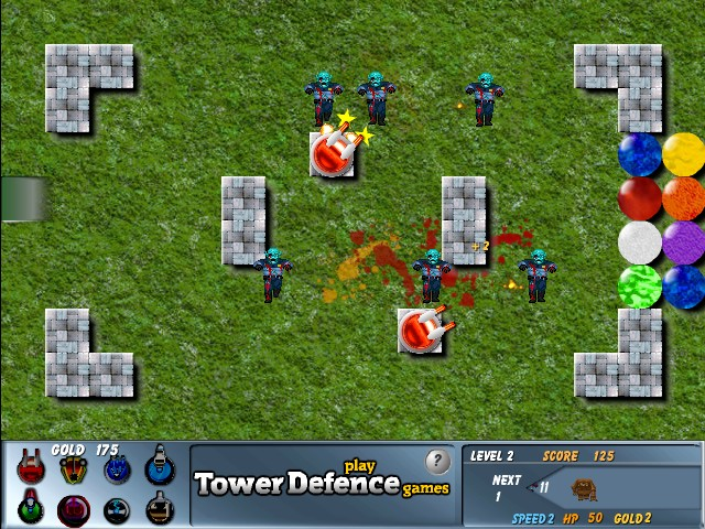 Bloons Tower Defense 3 Hacked