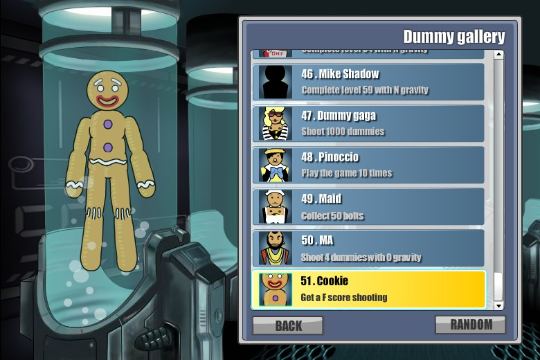 Car Crash Dummy Game Hacked