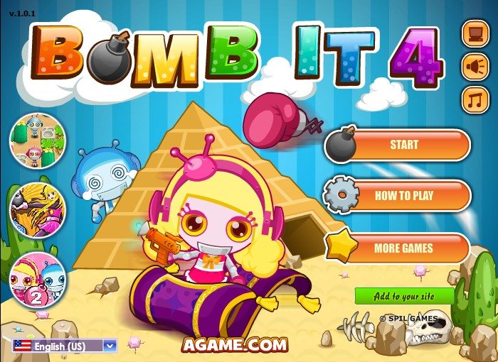 Play Bomb One The Best Online Game Bloons Tower Defense