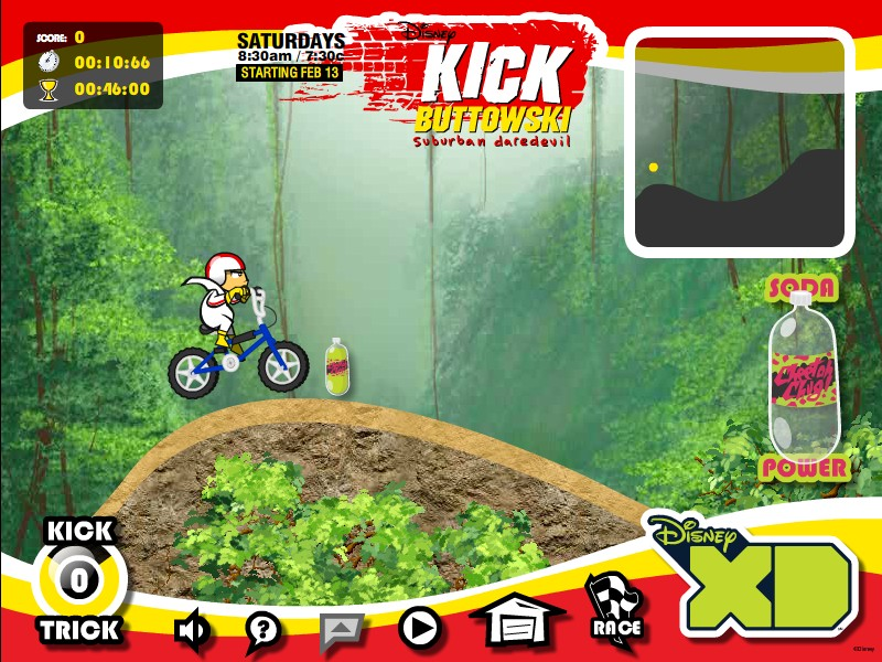 Kick Buttowski: Suburban Daredevil Hacked Cheats  Hacked Free Games