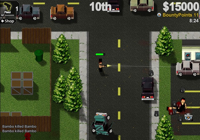 boxhead bounty hunter full version